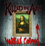 Free album by Killed By Art given to Music Connection's March Top Fans