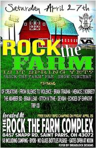 rock the farm