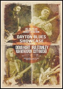 Dayton Blues Showcase at Oddbodys