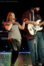 Kelly Crank Band- Urban Chaos at Gillys-014