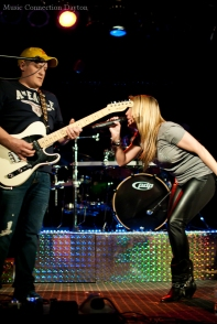Kelly Crank Band- Urban Chaos at Gillys-020