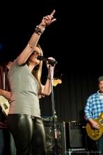 Kelly Crank Band- Urban Chaos at Gillys-026