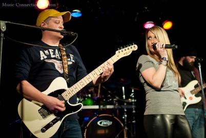 Kelly Crank Band- Urban Chaos at Gillys