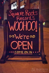 Square Roots Records