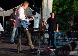 Tony Red Band at the Fraze-132