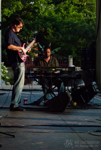 Tony Red Band at the Fraze-145