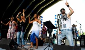 Jah Soul-Miami Valley Music Fest 2014
