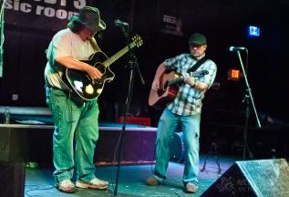 Mark Cantwil and Brett Mullins at Oddbodys-004