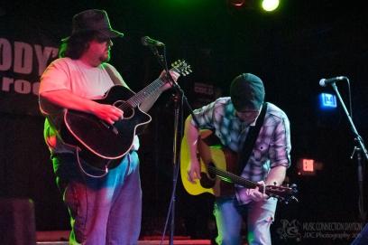 Mark Cantwil and Brett Mullins at Oddbodys-078