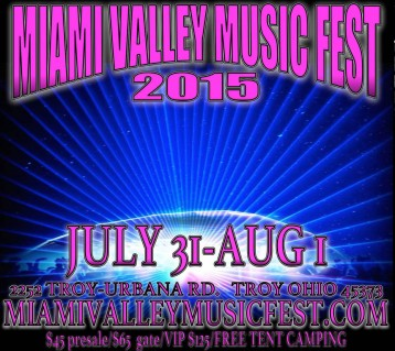 Miami Valley Music Fest 2015-