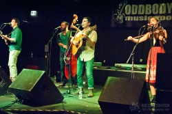 Mipso at Oddbodys
