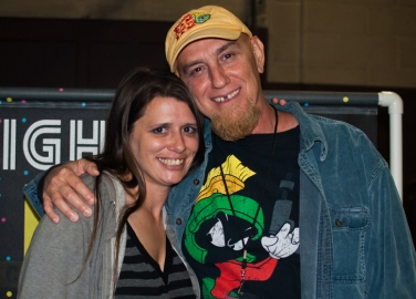 Kimberly Weiss and Jimmy Cummings of Music Connection Dayton