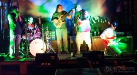 The Mainline Funk-Wham Bam Road Trip at Brixx