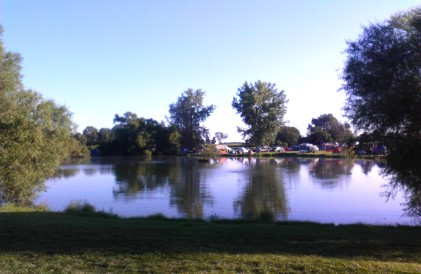 Across the water - Miami Valley Music Fest 2015