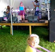 Emily & the Lost Cat Ramblers 2 - Miami Valley Music Fest 2015