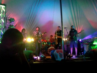 Grover 1 - Miami Valley Music Fest 2015