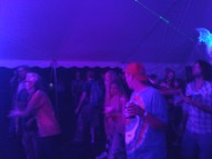 Grover crowd - Miami Valley Music Fest 2015