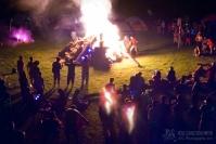 Wham Bam Thank U Jam 2015 - Fire Ceremony-344