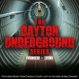 Dayton Underground Series - album cover - March 2016