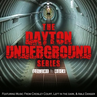 Dayton Underground Series - album cover - March 2016