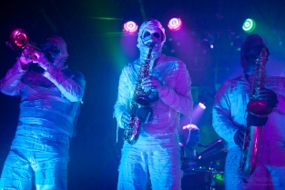 Here Come The Mummies - Oddbodys-0261