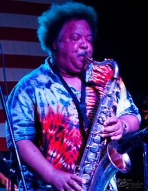 3-25-16 - Ron Holloway Band - Old Crow Bar--10