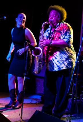 3-25-16 - Ron Holloway Band - Old Crow Bar--14