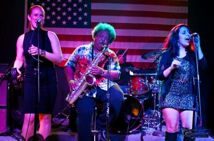 3-25-16 - Ron Holloway Band - Old Crow Bar--22