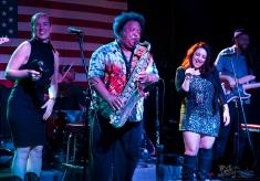 3-25-16 - Ron Holloway Band - Old Crow Bar--26