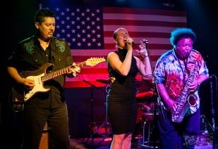 3-25-16 - Ron Holloway Band - Old Crow Bar--27