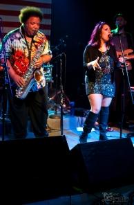 3-25-16 - Ron Holloway Band - Old Crow Bar--3