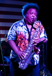 3-25-16 - Ron Holloway Band - Old Crow Bar--4
