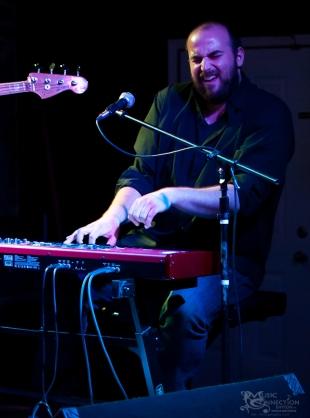 3-25-16 - Ron Holloway Band - Old Crow Bar--9