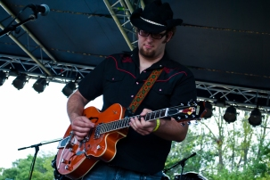 Cherry Lee and the Hotrod Hounds - 2016 Miami Valley Music Fest-0348
