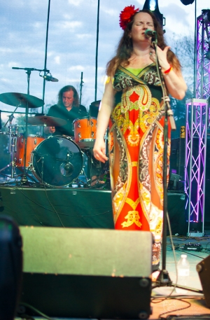Miss Lissa and Company - 2016 Miami Valley Music Fest-