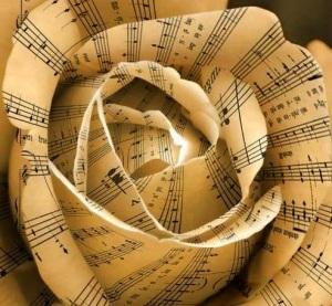 music-flower